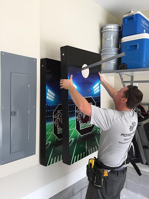 Garage Organizer Ideas Amp Photos Midlands Storage Systems